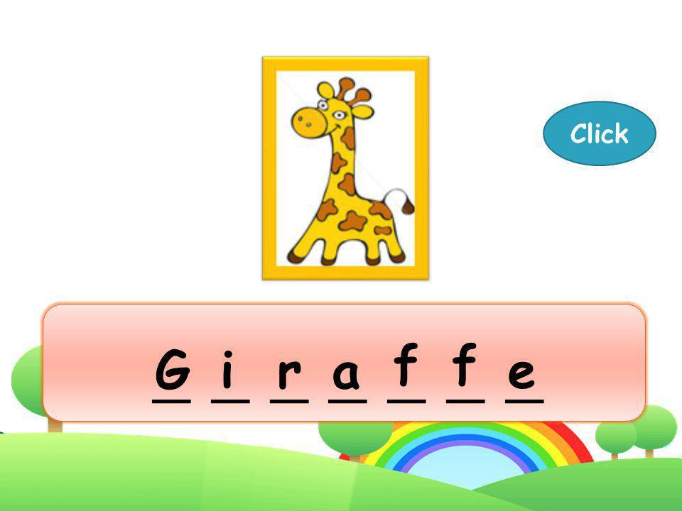 Giraffe Next