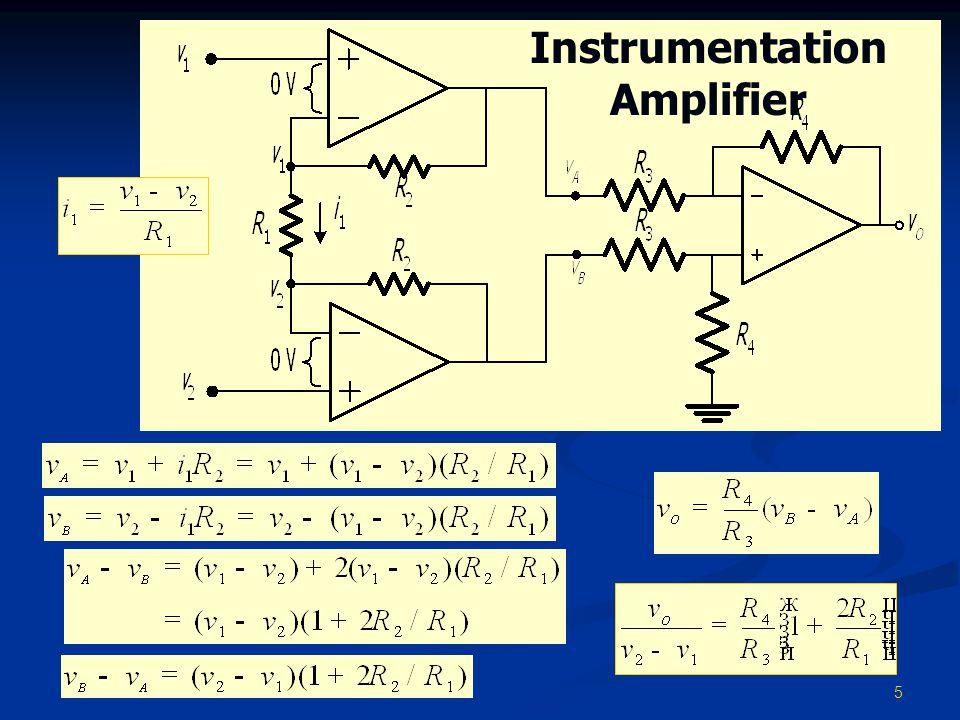 16 แบนด์วิดธ์ โดยทั่วไปออปแอมป์ขณะไม่มีการป้อนกลับจะมี แบนด์วิดธ์ (bandwidth) ที่แคบมาก ( อาทิ 741C มีแบนด์วิดธ์ต่ำกว่า 10 Hz) อย่างไรก็ตามเมื่อมี การป้อนกลับแบนด์วิดธ์ของวงจรจะขยายออกมา ได้ อัตราส ลูว์ Note 741C มี SR = 0.5 V/  s