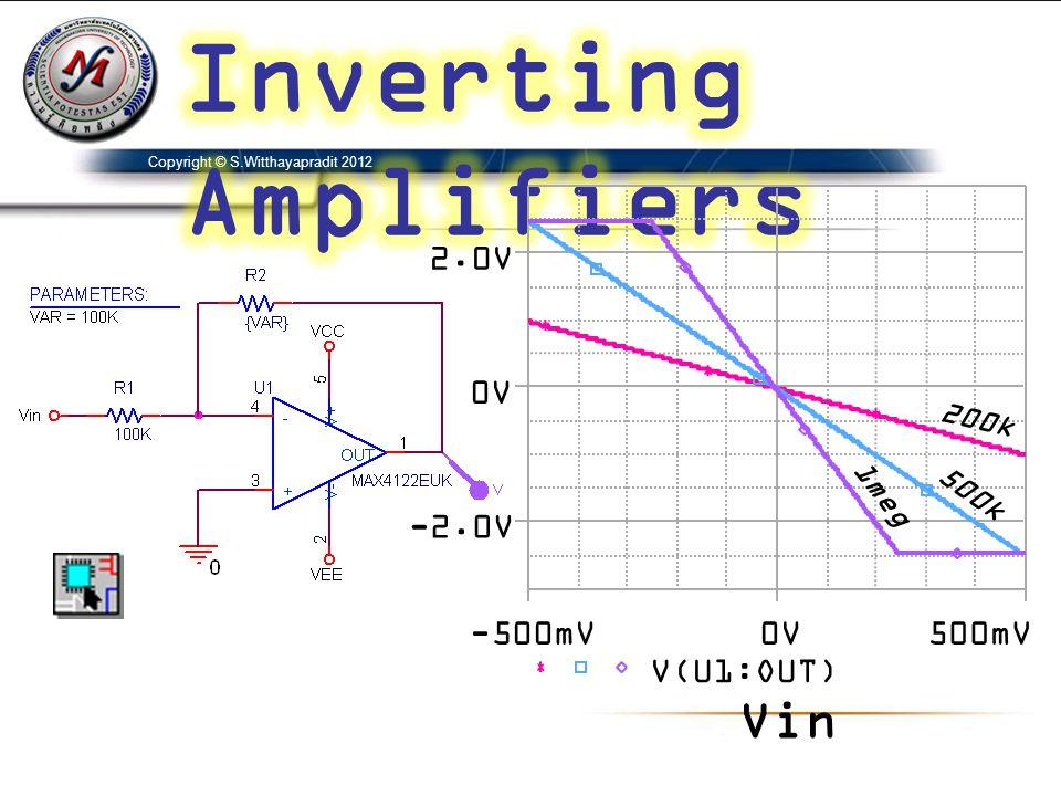 Vin -500mV0V500mV V(U1:OUT) -2.0V 0V 2.0V 200k 500k 1meg