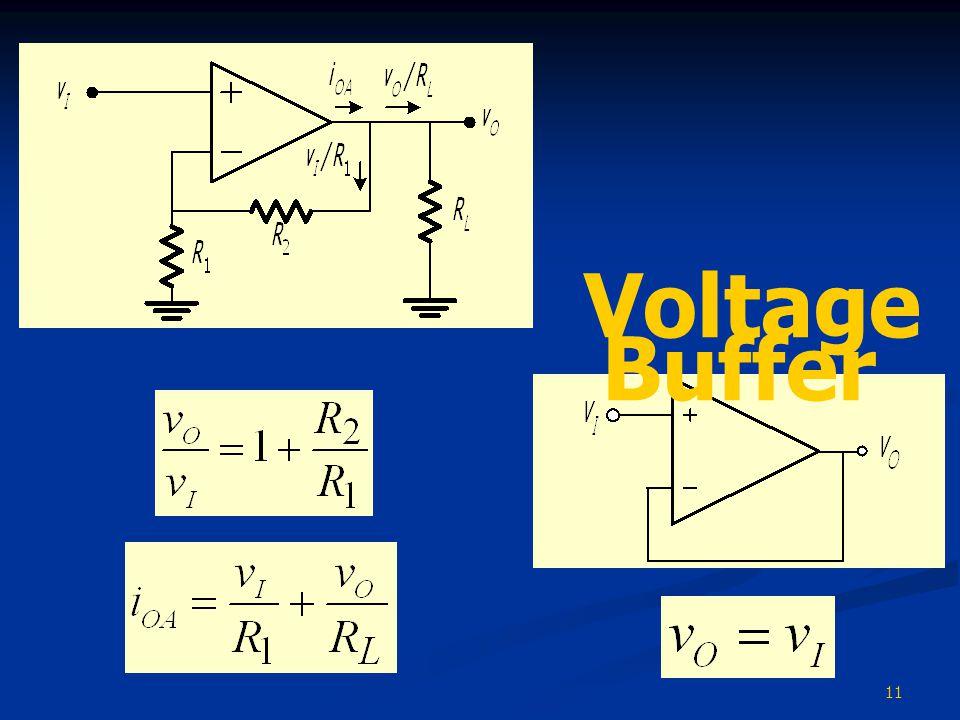 11 Voltage Buffer