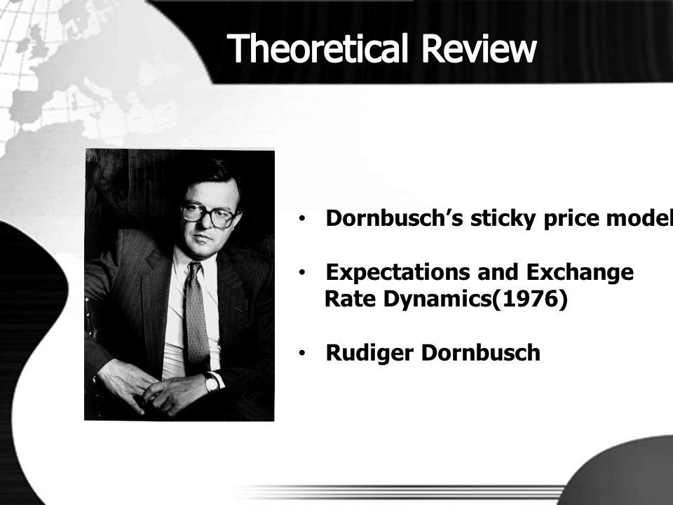 Process & Solution งานศึกษาในทศวรรษ 1990 : • Sims(1990) • Eichenbaum and Evans(1995) Vector Auto Regression(VAR) Anomalies