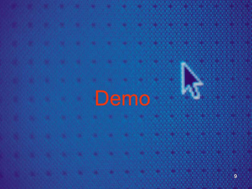 9 Demo