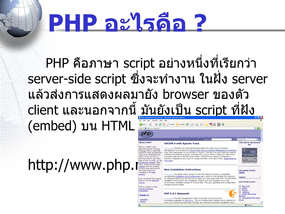 PHP-Nuke อะไรคือ .