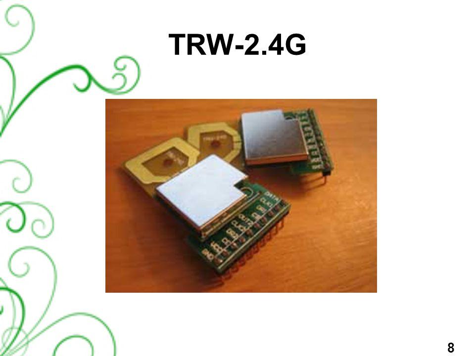 Transmit Mode • ใช้ Pin - CE, CLK1, DATA • เมื่อมี data จะส่ง CE จะถูกเซ็ตเป็น high •Microcontroller จะโหลด address, payload data • หลังจากนั้นจะคำนวณ CRC •preamble 9