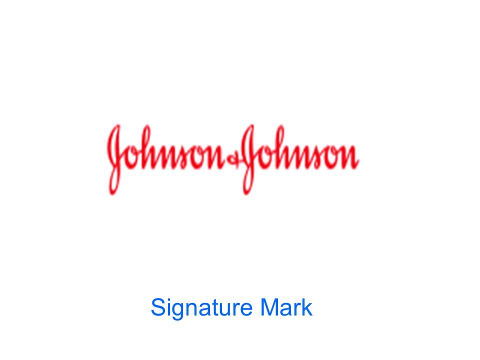 Signature Mark