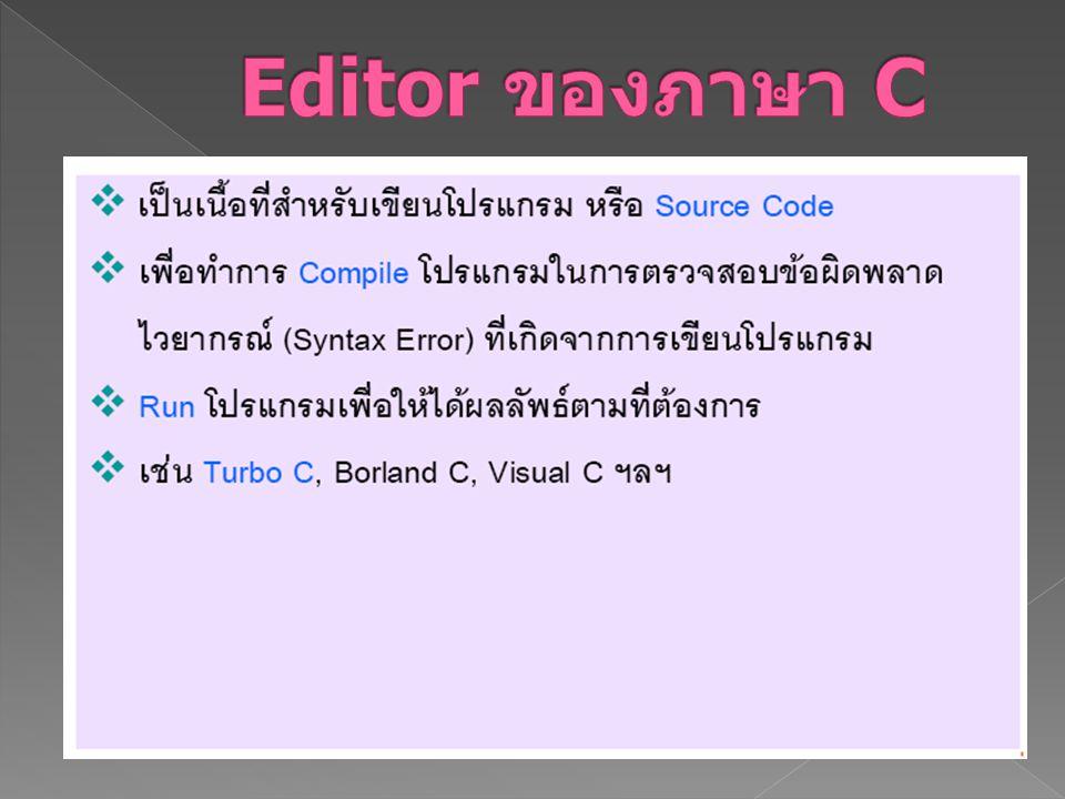 Main Menu Editor