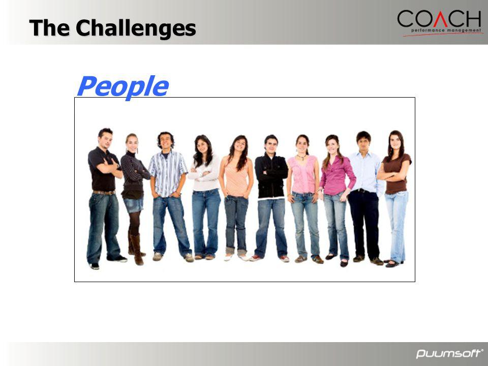 The Challenges • ใช้เวลานานในการทำงาน • มีค่าใช่จ่ายสูงในการทำกิจกรรมและการ ปฏิบัติงาน • ความไม่ถูกต้อง ทันสมัยของข้อมูลทรัพยากร บุคคล • มีค่าใช้จ่ายสูงทางเทคโนโลยีสารสนเทศ : TCO และการดูแลรักษาข้อมูล • ความยุ่งยากในการบริหารจัดการกำลังคน • ไม่มีประสิทธิภาพในการปฏิบัติงาน (manual) • ไม่ตอบสนอง Strategic Corporate Objectives ในระยะยาว