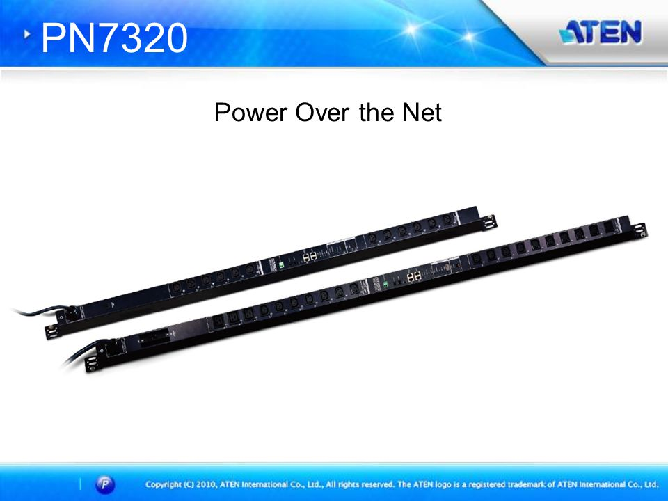 PN7320 Power Over the Net
