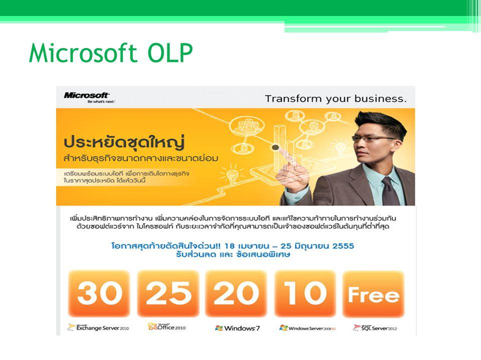 Microsoft OLP