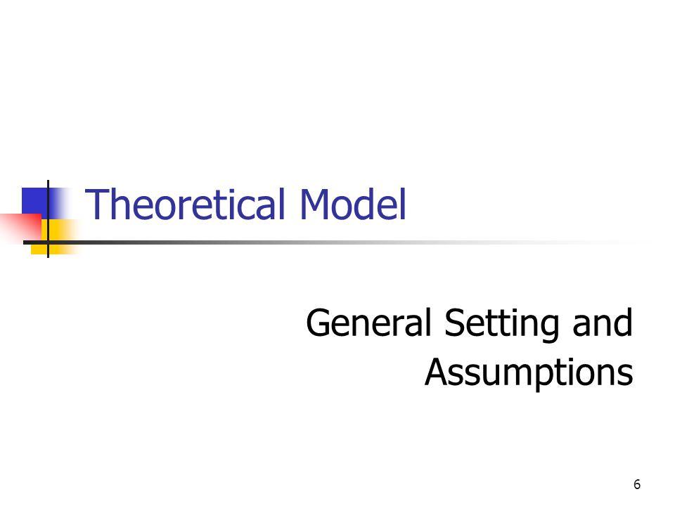 17 Comparative Statics Analysis