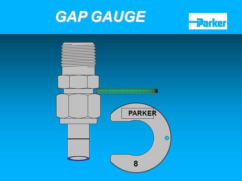 19 GAP GAUGE PARKER 8
