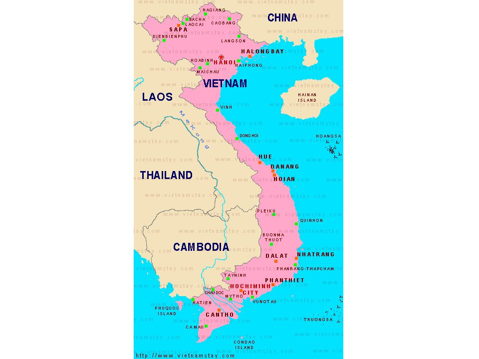Why .Vietnam •ASEAN / WTO Member. •Close Location/ Similar Culture.