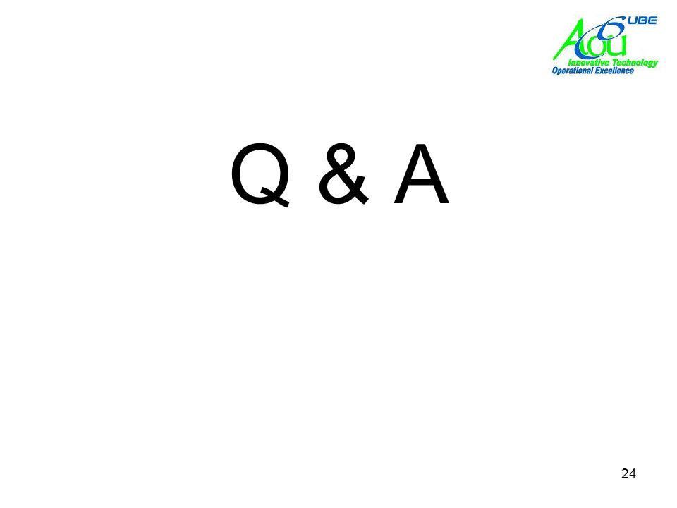 24 Q & A