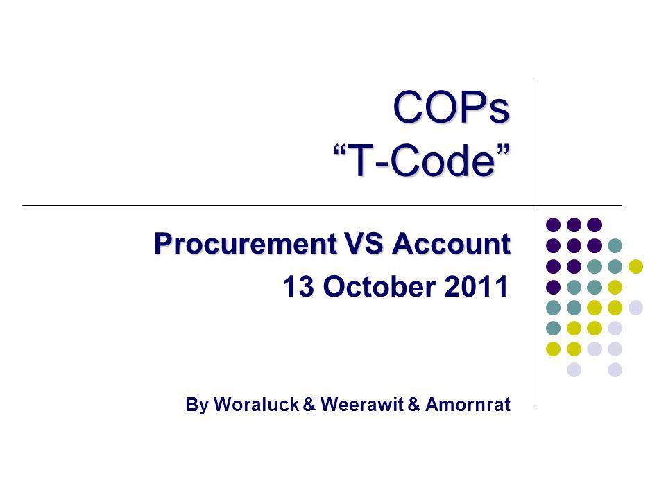 วัตถุประสงค์ เพื่อเรียกดูรายงานต่าง ๆ ของ PO T-Code : EXPD ค้นหาจาก Vendor ค้นหาจาก Material ค้นหาจาก Purchasing Group