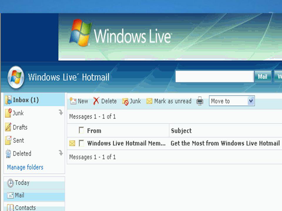 Hotmail จะให้เรากรอกรหัสดังภาพ ซึ่งเราต้องกรอกให้ครบและถูกต้องทั้ง 8 ตัวอักษร แล้วกด ปุ่ม I accept ( คือการยอมรับ ) รอสักครู่...... จะขึ้นหน้าต่างให้เ
