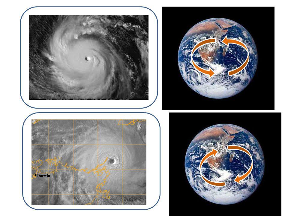พายุหมุนเขตร้อนมีความ รุนแรงหรืออัตราเร็ว ลมมากที่สุดที่บริเวณ ใกล้ ศูนย์กลางพายุ แต่ตรงบริเวณศูนย์กลางพายุ ที่ เรียกว่า ตาพายุ จะมีลมอ่อน การแบ่ง ประเภทพายุหมุนเขตร้อนตาม อัตราเร็วลม