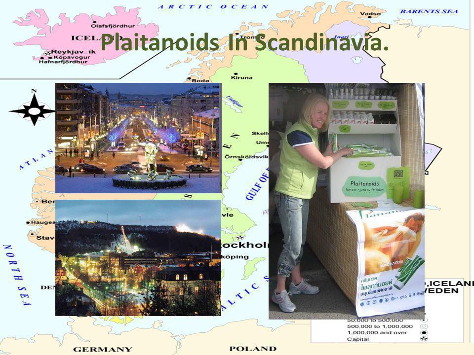 Plaitanoids In Scandinavia.
