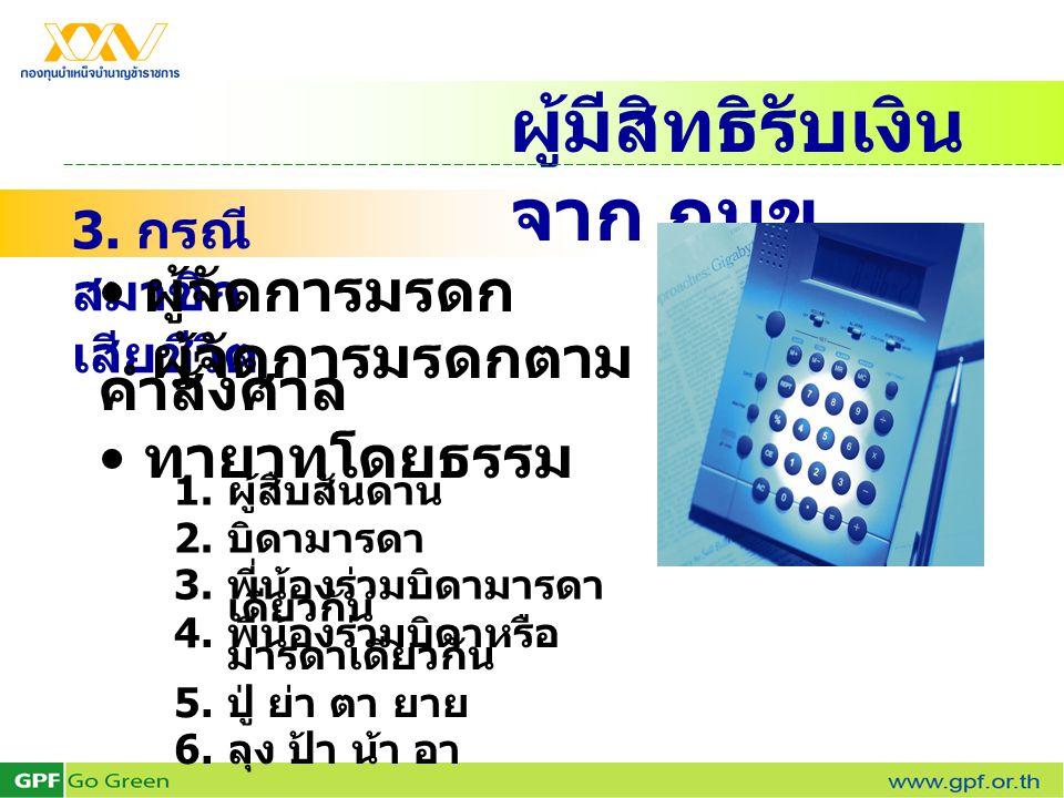 4.ATM ของธนาคารกรุงไทย 3. ระบบตอบรับอัตโนมัติ โทร.1179 กด 8 2.
