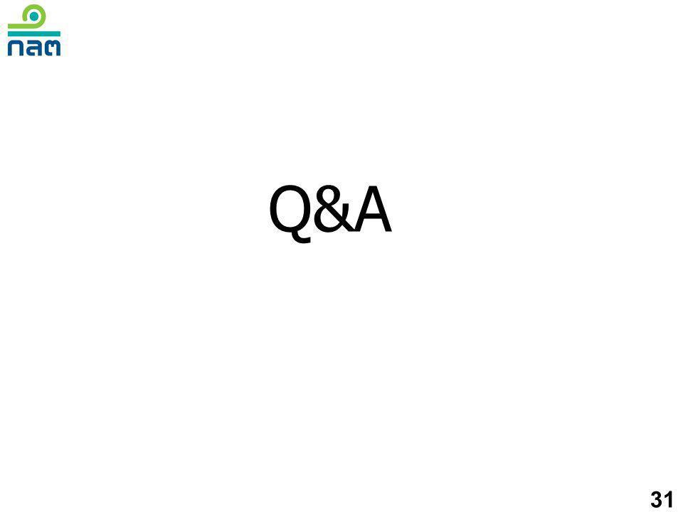 Q&A 31