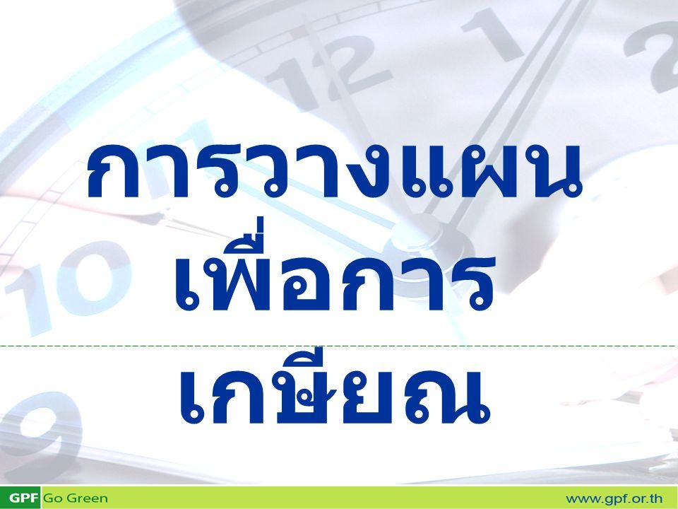 การรักษาสมดุลระหว่างผลตอบแทนและความเสี่ยง Proper Balance Preservation of capitalGrowth of savings • ตราสารหนี้ ไทย • ตราสารหนี้ ต่างประเทศ • เงินฝาก • หุ้นไทย • หุ้น ต่างประเท ศ • ลงทุน ทางเลือก • อสังหาริมท รัพย์ เพิ่มค่าของเงิน ด้วยการลงทุน สำรับการลงทุน