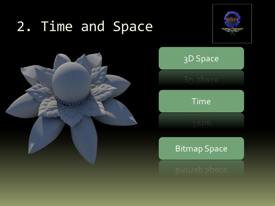 2. Time and Space
