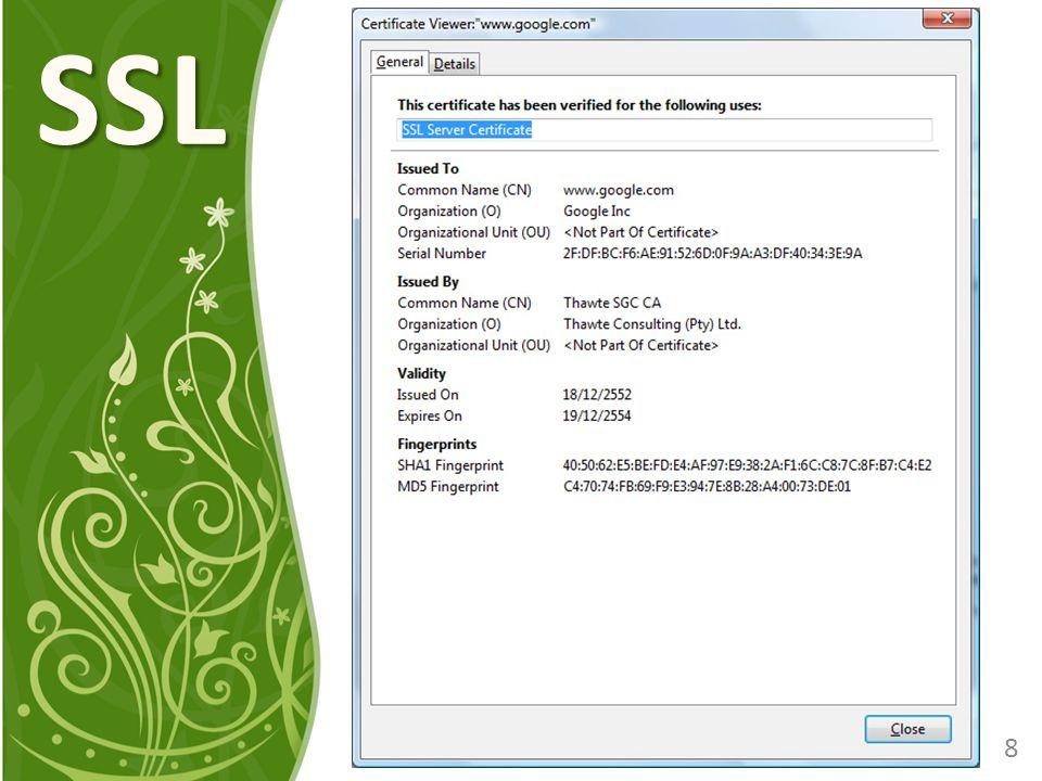 SSL 8