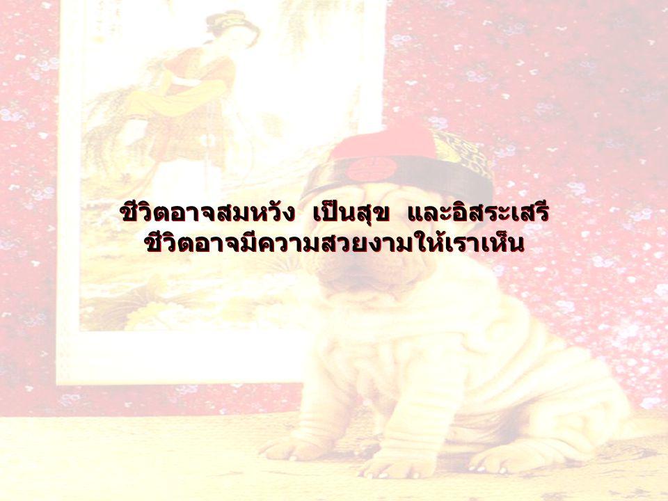 ชีวิตอาจสมหวัง เป็นสุข และอิสระเสรี ชีวิตอาจมีความสวยงามให้เราเห็น ชีวิตอาจสมหวัง เ ป็นสุข แ ละอิสระเสรี ชีวิตอาจมีความสวยงามให้เราเห็น
