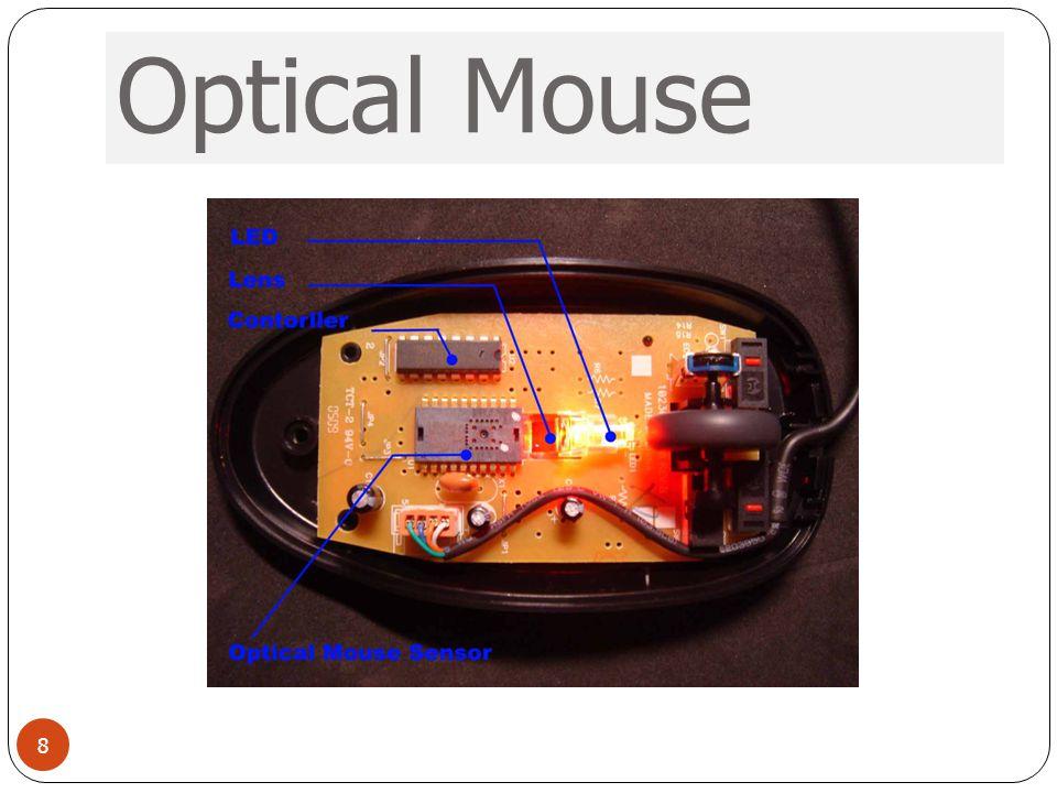 Optical Mouse 8