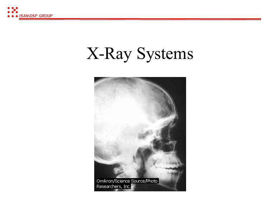 ISAN-DSP GROUP X-Ray Systems