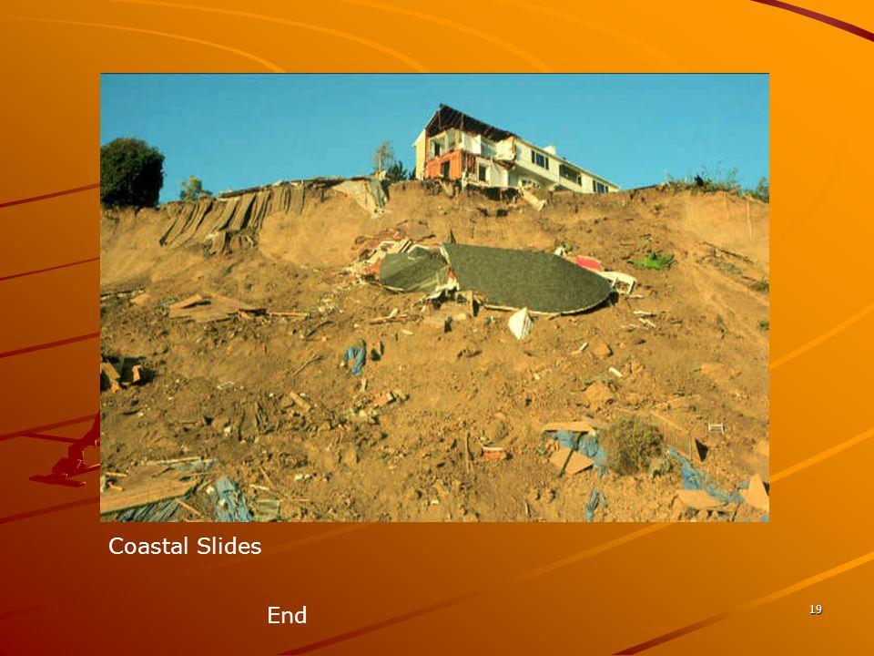19 Coastal Slides End