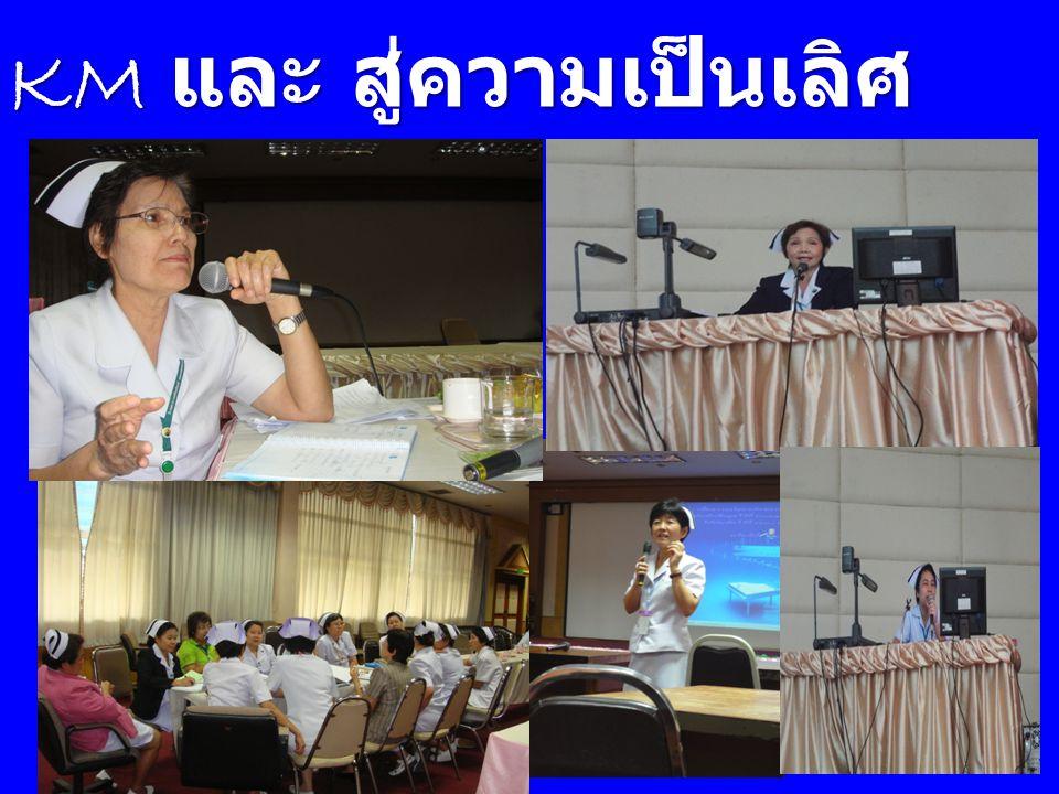 KM Forum ครั้งที่ 5/2554 พันธกิจ ด้านการรักษาพยาบาลหัวข้อ Pressure sore for...Sharing