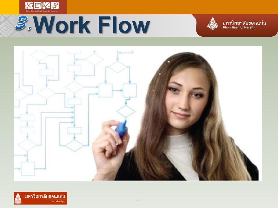 Work Flow 41
