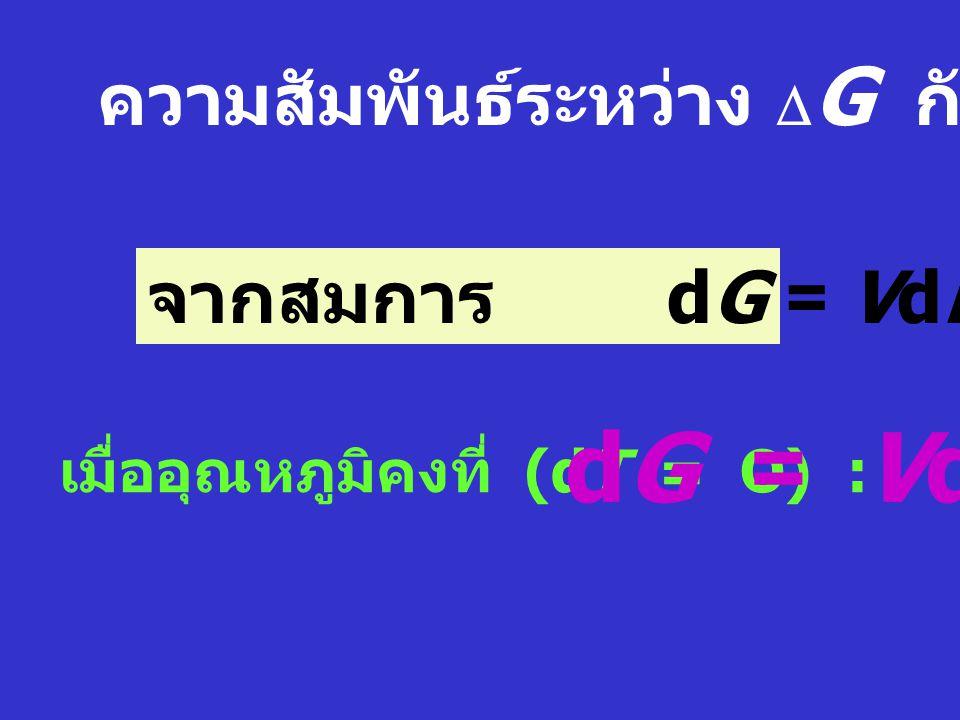 เมื่อ k และ k' เป็นค่าคงที่อัตราของการเกิดปฏิกิริยา ไปข้างหน้า และย้อนกลับตามลำดับ [A], [B], [C] และ [D] คือความเข้มข้นของสาร A, B, C และ D ตามลำดับ ท