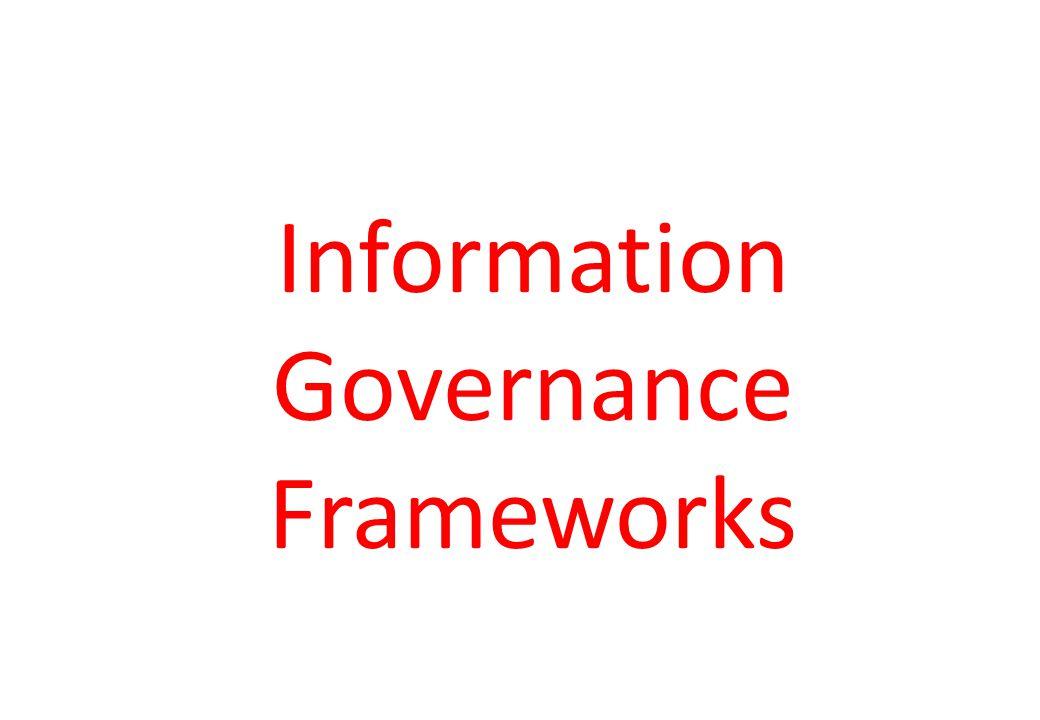 COSO Risk Management Framework 1.risk management philosophy 2.