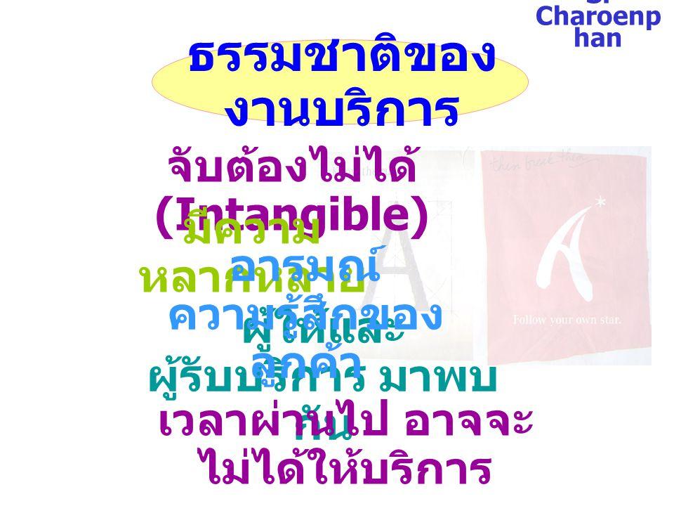 S. Charoenp han Branding Sales Promotion Brand Activation Long term relations hip Short term sales