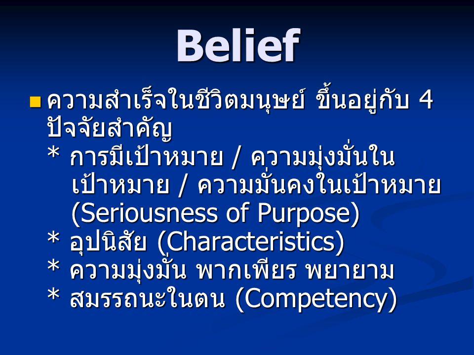The Aim of Education is the Development of Character การศึกษา คือ การพัฒนาอุปนิสัย