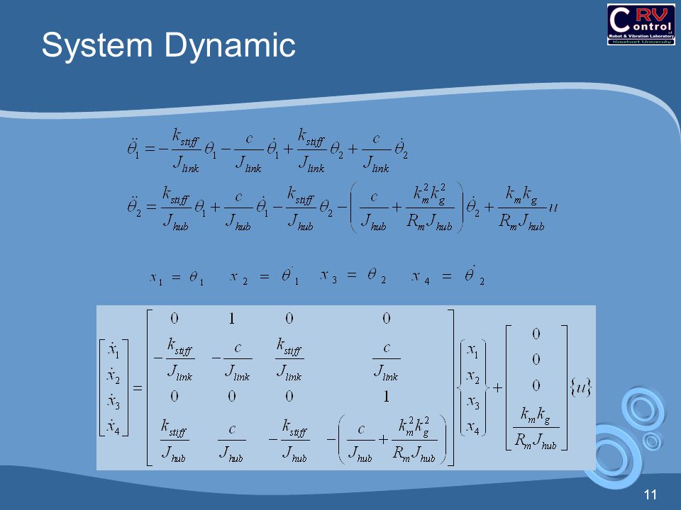 11 System Dynamic
