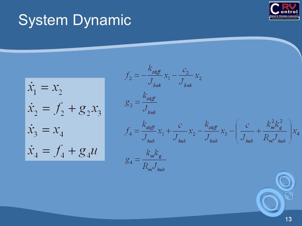 13 System Dynamic