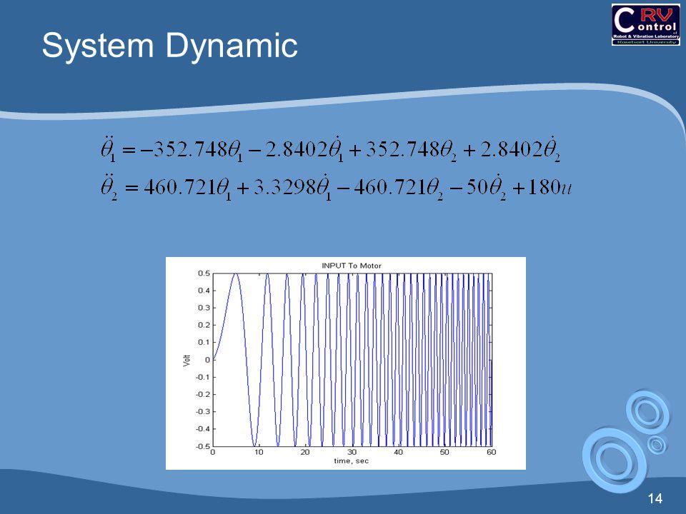 14 System Dynamic