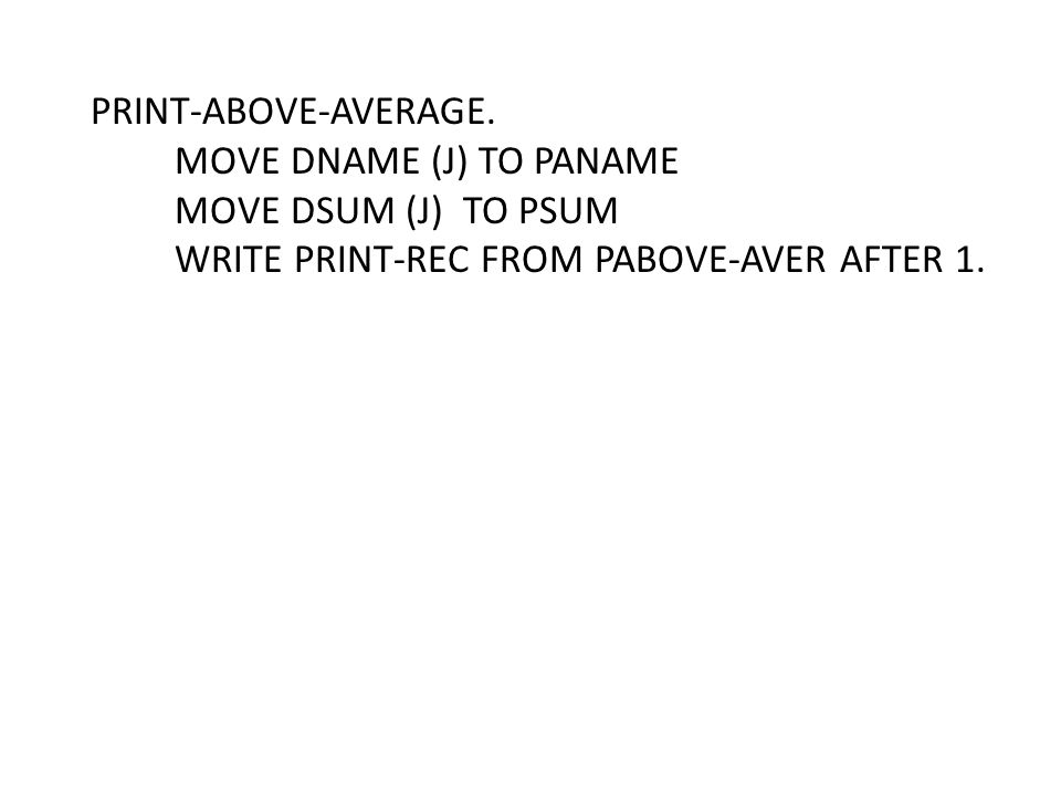 PRINT-ABOVE-AVERAGE.
