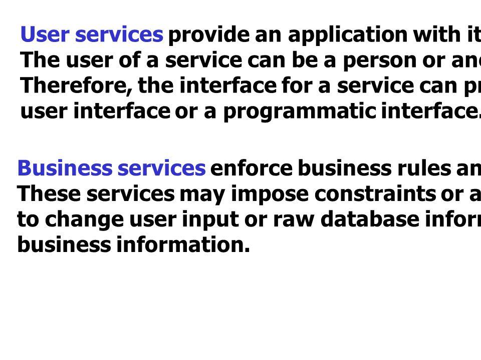 Instance และ Schema Instance ของฐานข้อมูล : เหล่าข้อมูล ที่ถูกจัดเก็บในฐานข้อมูลในขณะใด ขณะหนึ่ง ดังนั้น Instance จึง เปรียบเสมือนกับค่าของตัวแปรในขณะใด ขณะหนึ่งใน Programming Language การเปลี่ยนแปลงข้อมูลในระบบฐานข้อมูล มีสาเหตุมาจากการที่ข้อมูลมีการ Insert, Delete หรือ Update เกิดขึ้น ตลอดเวลา Schema : เค้าร่าง ( โครงสร้าง ) ที่ได้จาก การออกแบบฐานข้อมูล โดยรวม เช่นการกำหนดว่า ระบบ ฐานข้อมูลควรประกอบด้วย ไฟล์อะไรบ้าง และไฟล์เหล่านั้นมี ความสัมพันธ์กันอย่างไร แต่ละไฟล์ควร ประกอบด้วยฟิลด์ (fields) อะไรบ้าง
