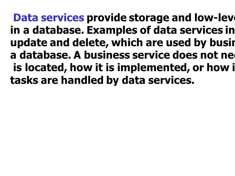 สรุป Benefits of Services-Based Design Added flexibility Distributed services Parallelism in the design process Shared assets, resources, and skills