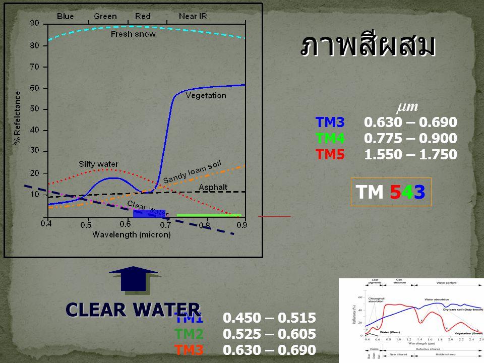 TM10.450 – 0.515 TM20.525 – 0.605 TM30.630 – 0.690 mm TM 543 CLEAR WATER ? ? TM30.630 – 0.690 TM40.775 – 0.900 TM51.550 – 1.750 ภาพสีผสม