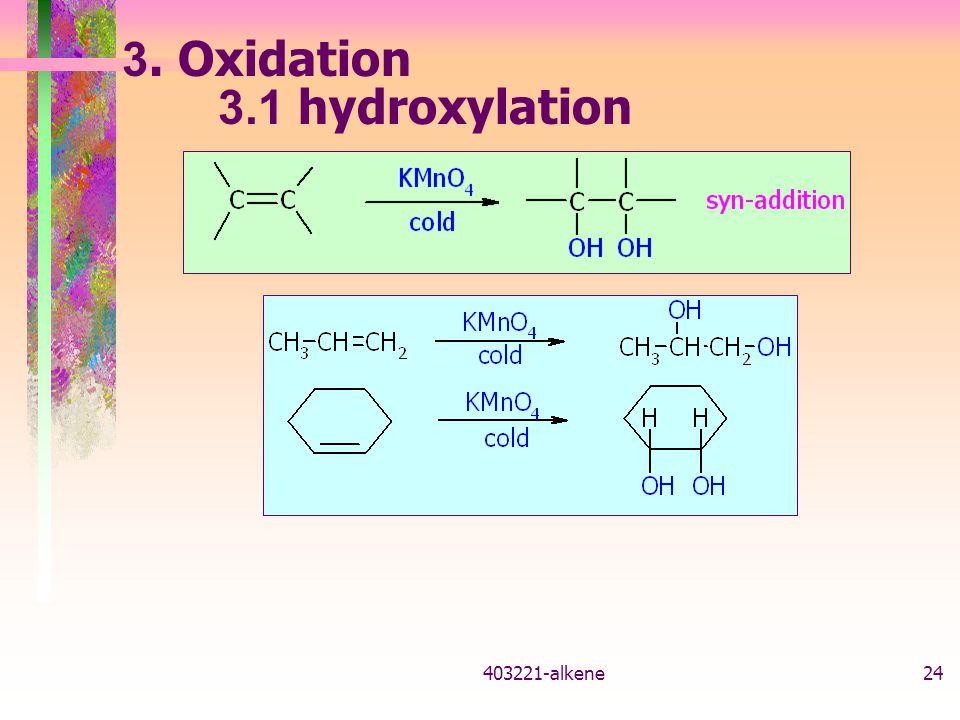 403221-alkene23 2.8 hydroboration - oxidation