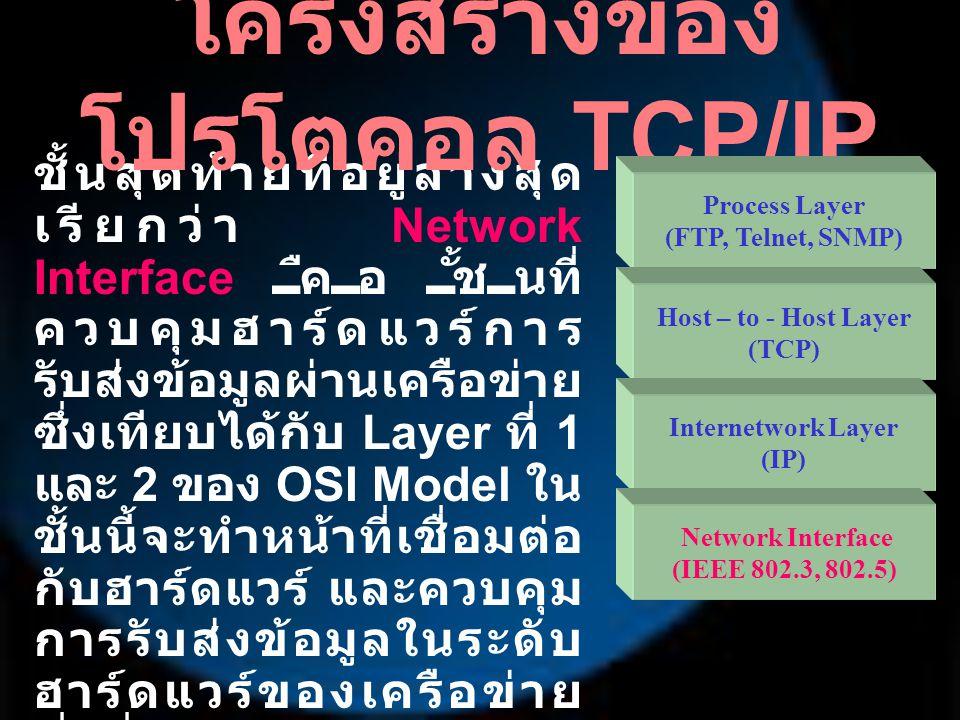 Illustration of TCP Segment