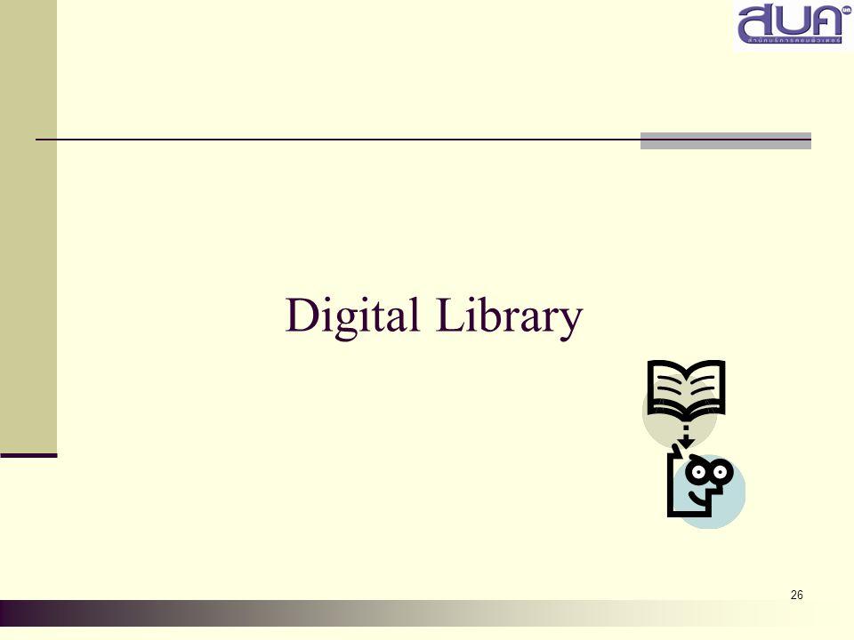 26 Digital Library
