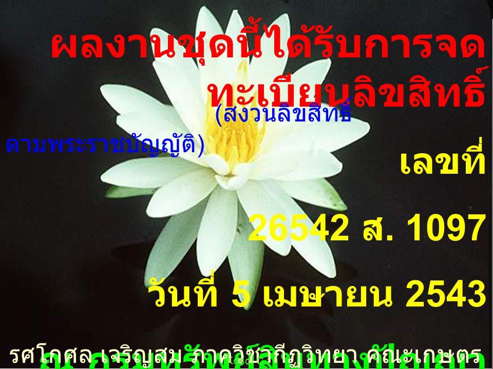 ภาพ 2519-2544 Kosol C.