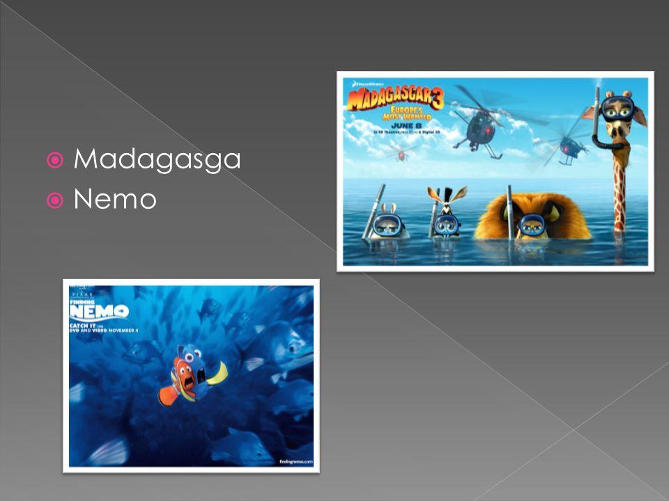  Madagasga  Nemo