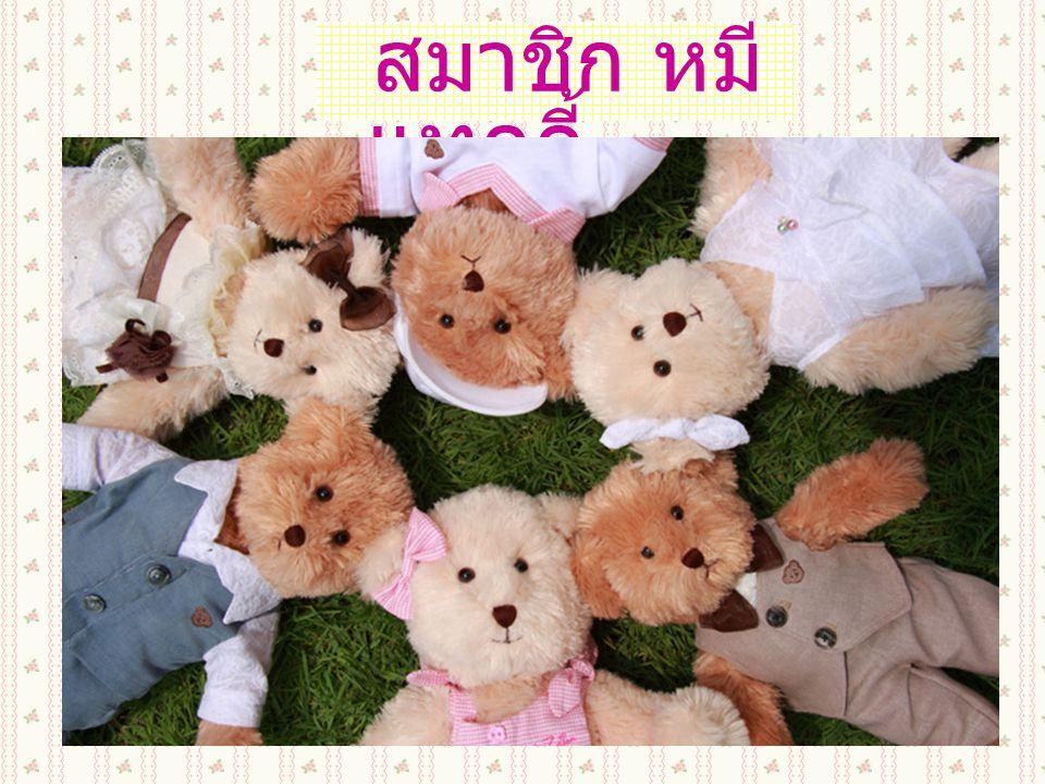 บ้านหมีในประเทศไทย ปัจจุบันในประเทศไทยมีอยู่สองแห่ง คือที่ ห้างสรรพสินค้า เซ็นทรัลลาดพร้าว และ เซ็นทรัลชิดลม ทั้งสองแห่งตั้งอยู่ใน กรุงเทพมหานคร ขณะนี