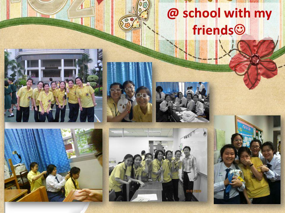@ school with Sai - Ra - Hud